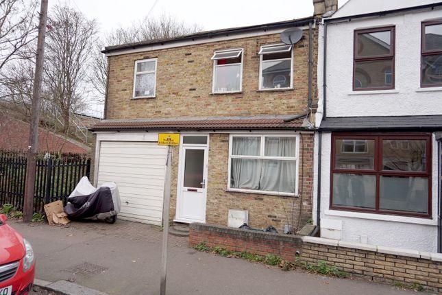 Thumbnail Semi-detached house for sale in Provincial Terrace, Green Lane, London