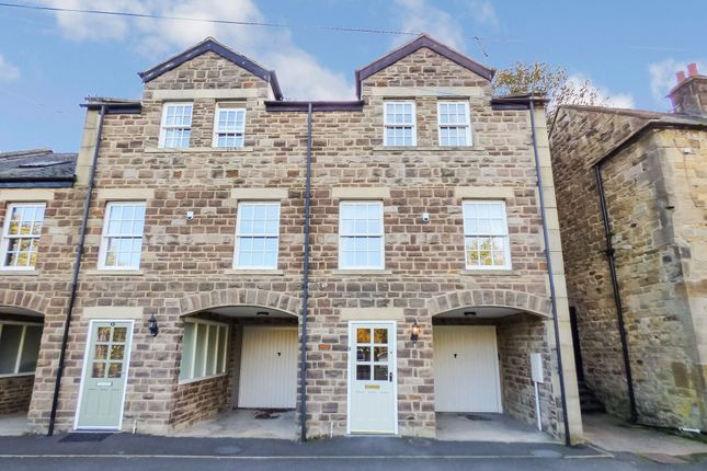 Thumbnail Terraced house for sale in Riverside, Felton, Morpeth