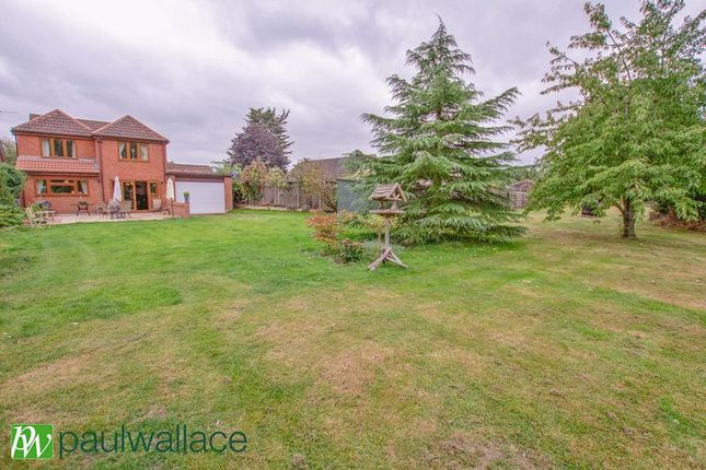 Thumbnail Detached house for sale in Nursery Road, Nazeing, Waltham Abbey
