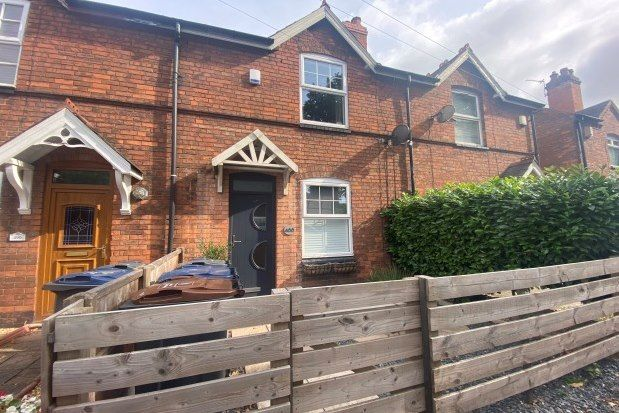 2 bed property to rent in Walmley Road, Sutton Coldfield B76