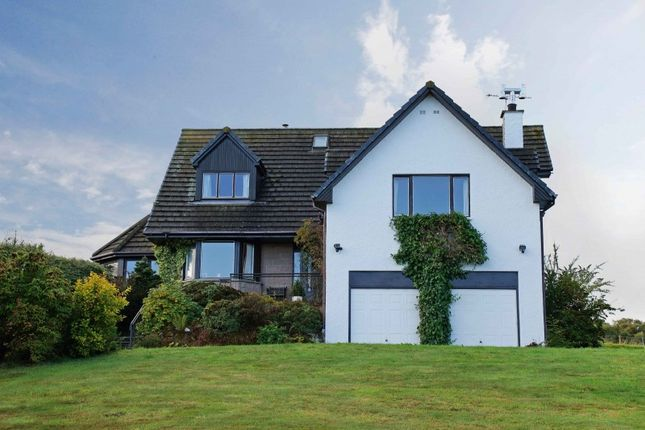 Thumbnail Detached house for sale in Insch Road, Avoch, Highland