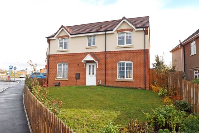 Thumbnail Detached house for sale in Codling Road, Evesham