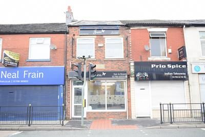 Thumbnail Retail premises for sale in 55 York Street, Heywood