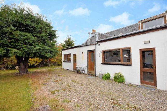 Thumbnail Terraced house for sale in Carrbridge
