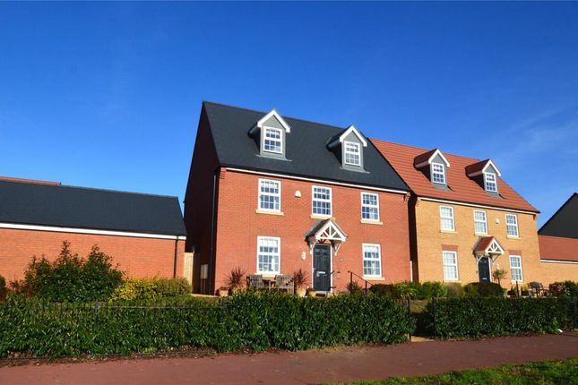 Thumbnail Detached house for sale in Aginhills Drive, Monkton Heathfield, Taunton, Somerset