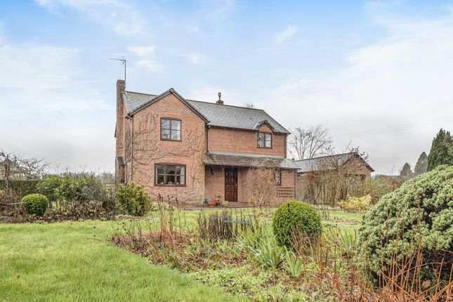 Thumbnail Detached house for sale in Preston On Wye, Hereford