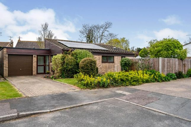 Thumbnail Bungalow for sale in Whittlesford, Cambridge, Cambridgeshire