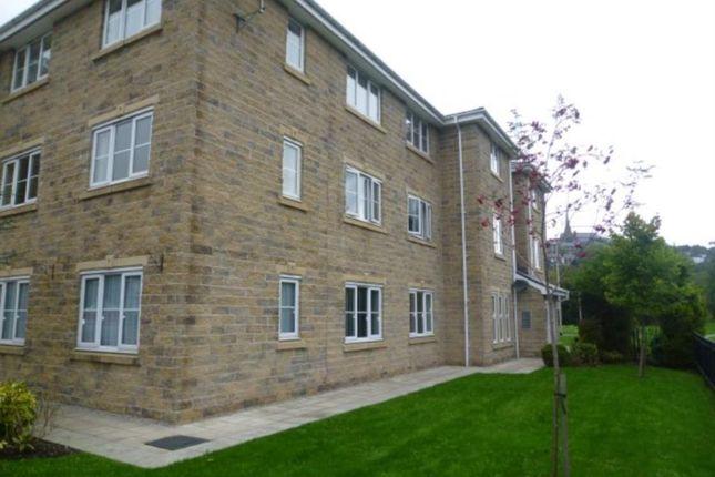 Thumbnail Flat to rent in Border Mill Fold, Mossley, Ashton-Under-Lyne