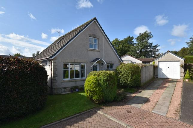 Front Of House of Mayfield Gardens, Milnathorrt, Kinross KY13