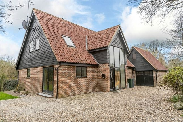 Thumbnail Detached house for sale in Naccolt, Brook, Ashford, Kent