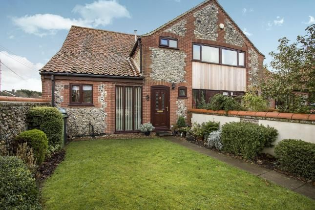 Thumbnail Barn conversion for sale in East Harling, Norwich, Norfolk