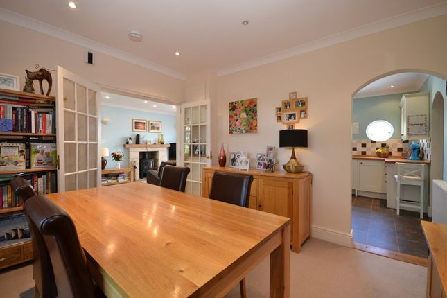 Thumbnail Semi-detached house for sale in Church Lane, Cowes