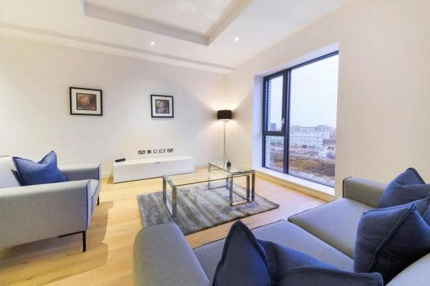 Thumbnail Property for sale in Dawsonne House, London City Island