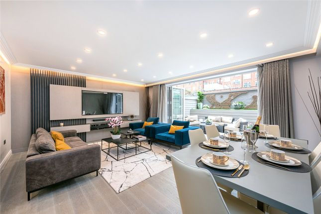 Thumbnail Terraced house for sale in Porchester Place, Hyde Park, London