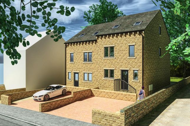 Thumbnail Semi-detached house for sale in Lillands Lane, Brighouse