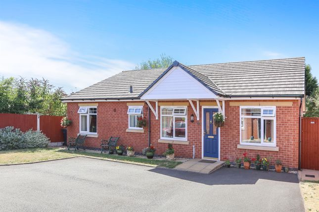 Thumbnail Detached bungalow for sale in Old Stowheath Lane, Moseley Village, Wolverhampton