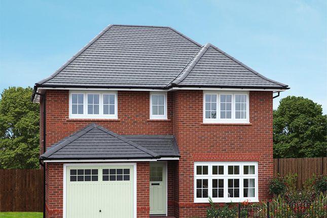 Thumbnail Detached house for sale in Off Penrhos Road, Bangor, Gwynedd