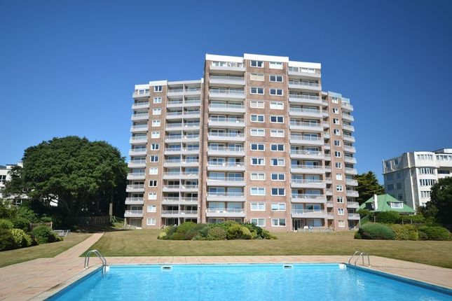 Thumbnail Flat for sale in Crag Head, Manor Road, East Cliff, Bournemouth