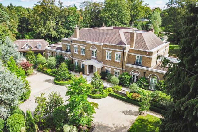 Thumbnail Detached house for sale in Granville Road, St. Georges Hill, Weybridge
