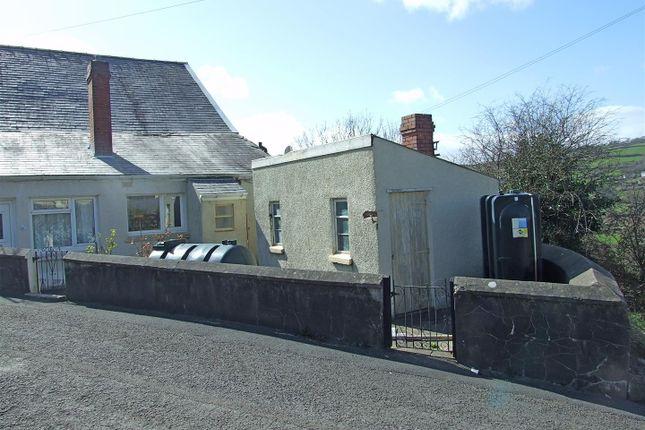 Frontpic1 of Old Shop, Mynyddygarreg, Kidwelly SA17