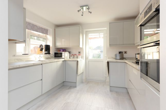 Thumbnail Semi-detached house for sale in Willow Tree Close, Willesborough, Ashford
