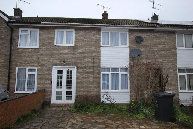 3 bed terraced house to rent in Leaf Road, Houghton Regis, Dunstable LU5