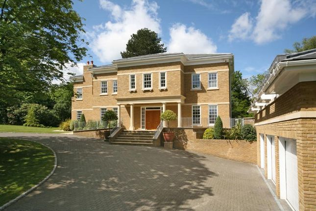 Thumbnail Detached house to rent in Titlarks Hill, Sunningdale, Ascot