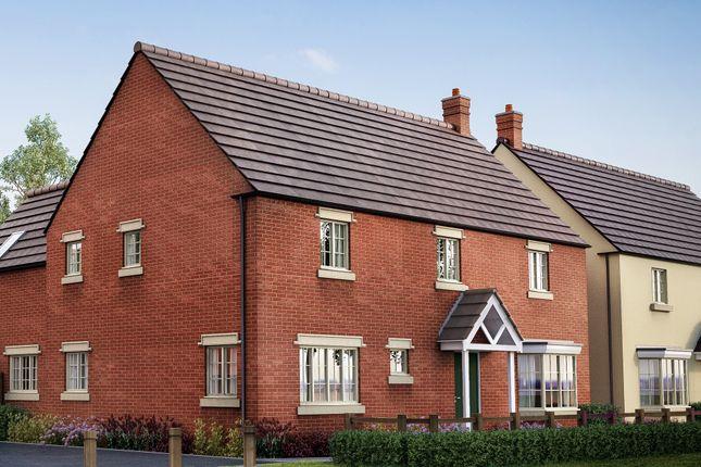 Thumbnail Detached house for sale in Northampton Road, Brackley, Northampton