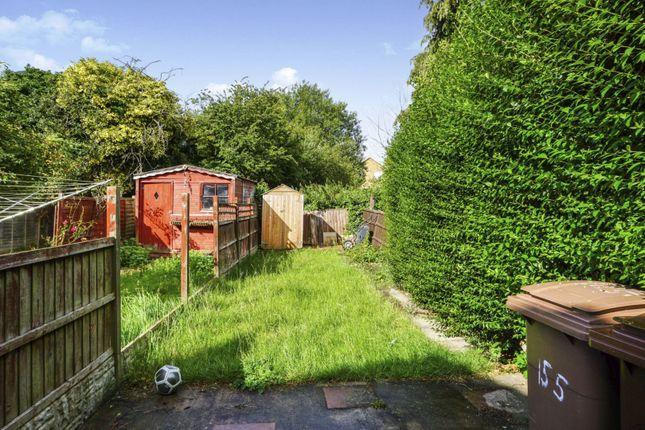 Rear Garden of Granville Avenue, Long Eaton, Nottingham NG10