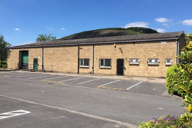 Thumbnail Industrial to let in Unit 12, Highfields Industrial Estate, Ferndale