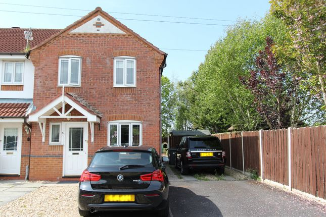 3 bed end terrace house for sale in Parsley Close, Blackpool