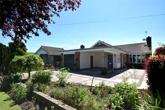 Thumbnail Bungalow for sale in Castle Road, Cottingham, East Riding Of Yorkshire
