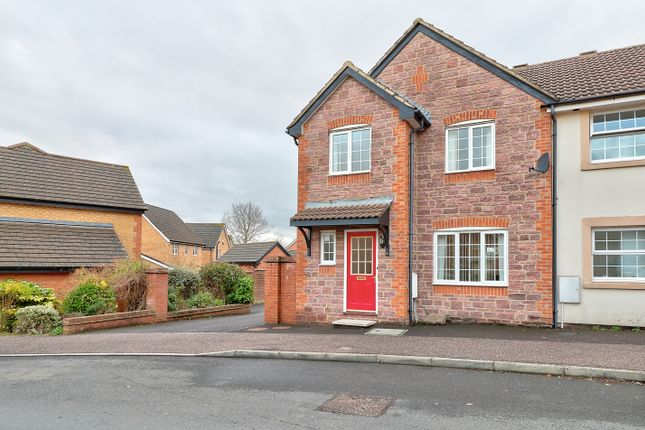 Thumbnail Terraced house for sale in Standfast Place, Taunton