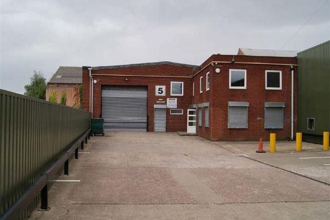 Thumbnail Warehouse to let in Unit 5, Aston Expressway Industrial Estate, 64, Pritchett Street, Birmingham, West Midlands