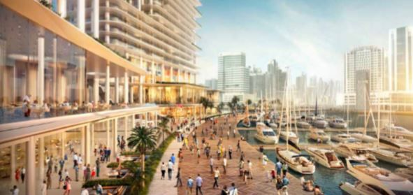 Thumbnail Apartment for sale in Business Bay, Dubai, United Arab Emirates