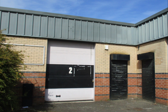 Thumbnail Light industrial to let in Unit 2 Meadow Road Industrial Estate, Glasgow
