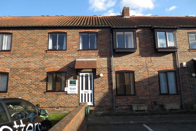 2 bed flat to rent in Westerdale Court, York