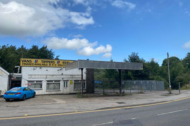Light industrial to let in Clarence Street, Pontypool
