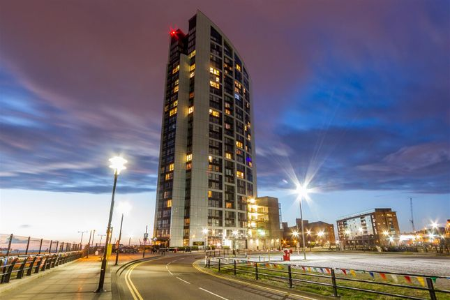 Thumbnail Flat to rent in Alexandra Tower, Princes Parade, Liverpool