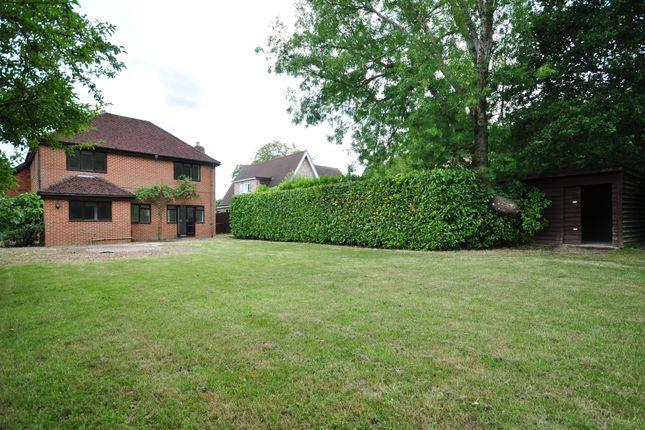 Rear Garden of Langham Road, Robertsbridge TN32