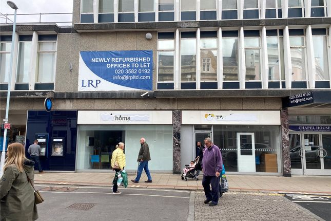 Thumbnail Retail premises to let in 5-6 Barclays Bank Buildings, Worthing, West Sussex