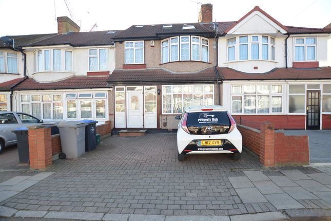 Thumbnail Terraced house for sale in Belmont Avenue, Wembley, Middlesex