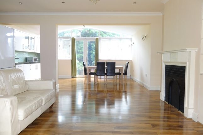 Thumbnail Semi-detached house to rent in St. Margarets Avenue, London
