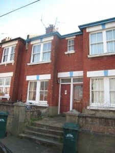 Thumbnail Flat to rent in Buller Road, Behind Brighton Uni
