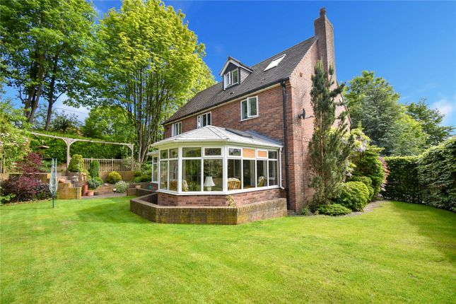 Thumbnail Detached house for sale in Oaklands, Morthen Road, Wickersley, Rotherham