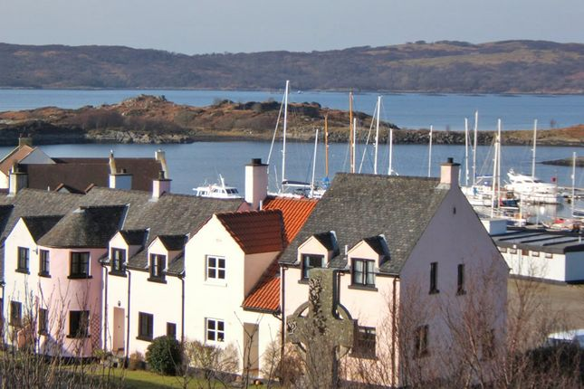 Thumbnail Terraced house for sale in 10 The Green, Craobh Haven
