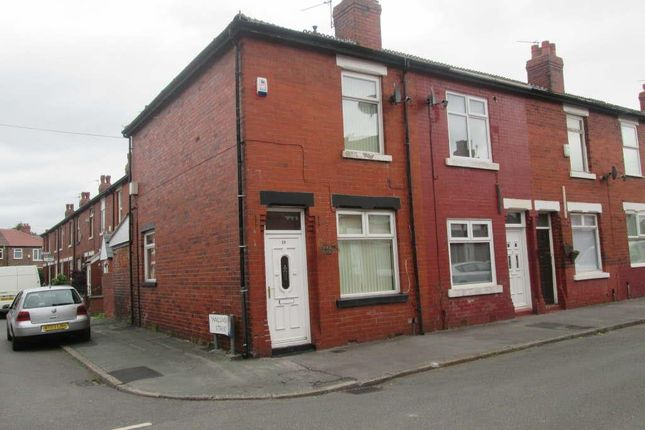 Thumbnail Terraced house to rent in Hobson Street, Stockport