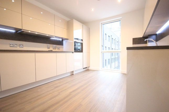 Thumbnail Flat for sale in Compton House, 19 Peloton Avenue, London
