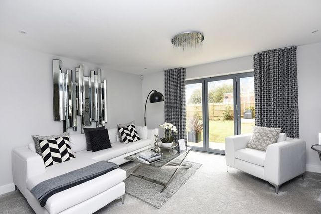 Thumbnail Semi-detached house to rent in The Crawford, Heyford Park, Bicester