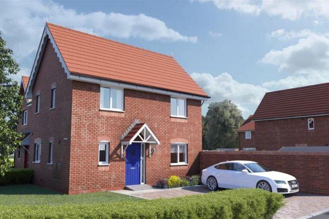 Thumbnail Semi-detached house for sale in Birnam Mews, Tiddington, Stratford-Upon-Avon